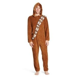 Star Wars Chewbacca onsie